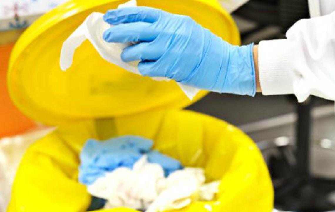 Требования к сбору и утилизации медицинских отходов классов А, Б, В