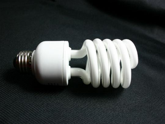 Утилизация дневных ламп