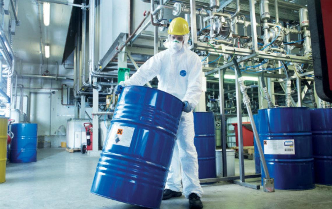 Утилизация химических отходов