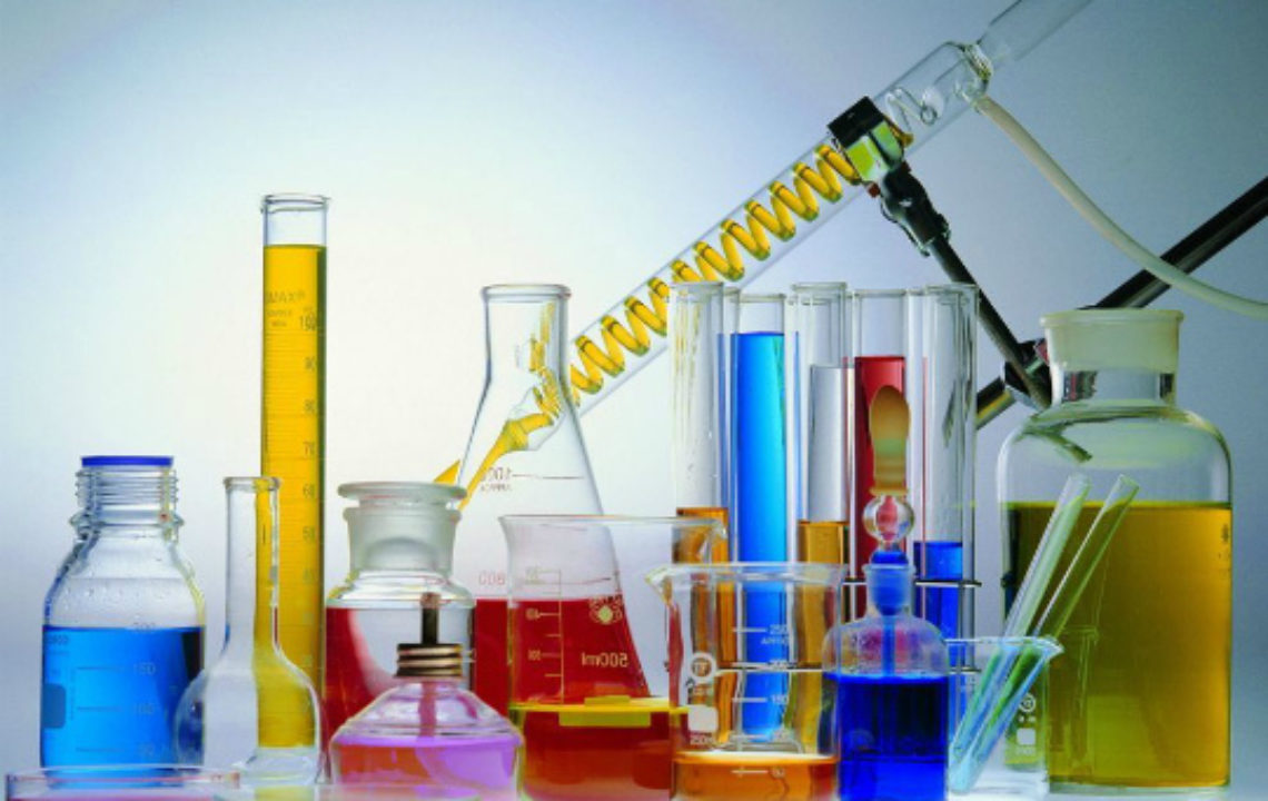 Утилизация отходов лаборатории