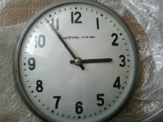 Утилизация часов