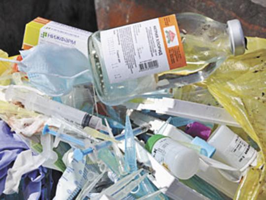 Правила утилизации медицинских отходов