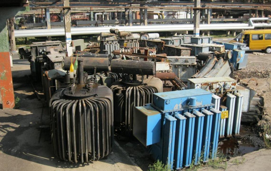 Утилизация трансформаторов