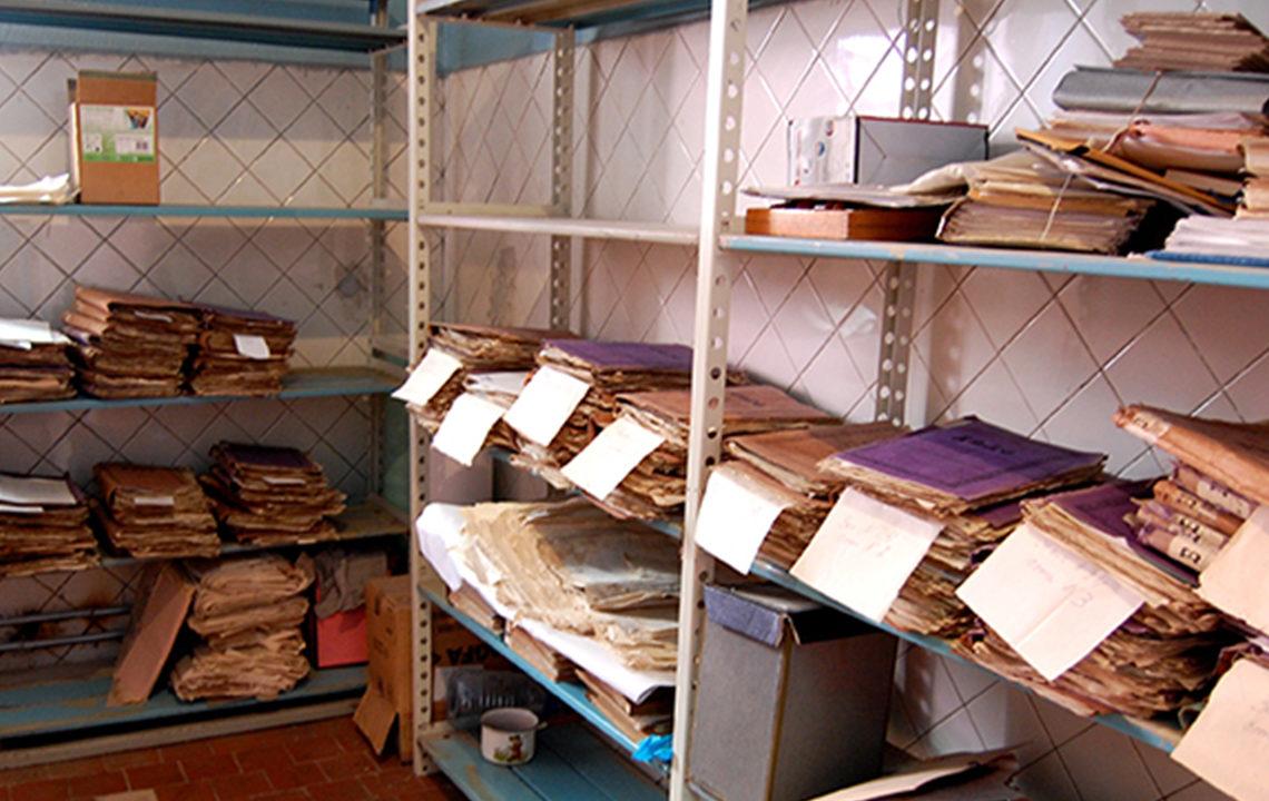 Утилизация медицинских документов