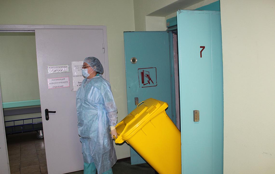 Утилизация отходов в ЛПУ