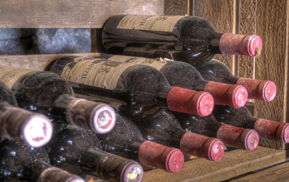 Утилизация вина