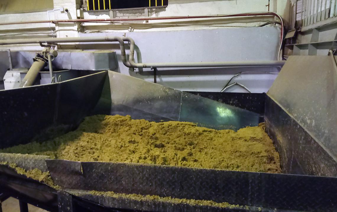 Утилизация дробины