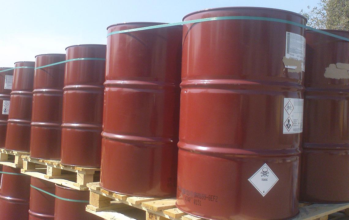 Утилизация минерального масла